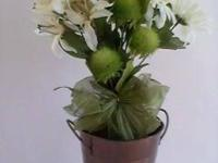 Hand created flower arrangements that will add beauty