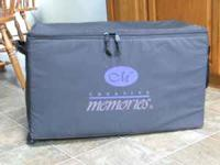 This is a CM Home Class Tote used by a consultant to