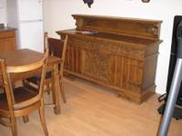 Heavy Oak, in good condition. Bought at auction in The