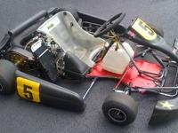 RACE READY ROTAX PACKAGE!! THIS PACKAGE IS LEGAL FOR