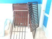 NICE CRIB NO NEED FOR IT IN GOOD CONDITION AND IT S A