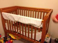 Crib for sale...$60  Nicole