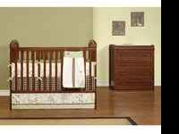 We are selling our crib as we don't need it anymore. It