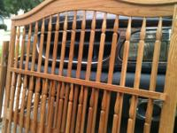 Baby Crib with mattress Perfect Condition!, for only