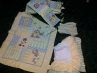 baby loony toon crib bedding set. Everything has never
