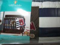 3-piece Crib Bedding Collection (Tiddliwinks) - Future