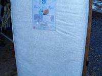 Used Seale Ortho Rest crib mattress for sale.