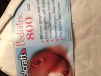Used Crib Mattress, Kolcraft 800, clean, good shape, no