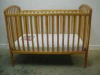 i have a crib&mattress about a yr old asking $75 for