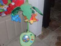 Rainforest crib mobile with remote absolutely loved
