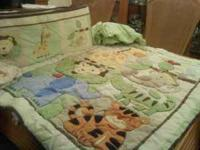 I have 3 crib sets in good conditions they includes