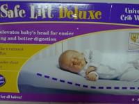 Help Baby sleep more soundly with the Safe Lift Deluxe