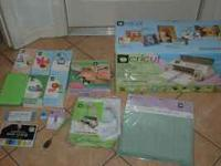 Cricut Expression Lot. Cricut is like brand new and was