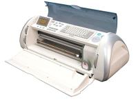 Cricut Expression® Machine plus cartridges, paper,
