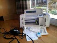 orignal scrapbooking cricut machine...***USED*** IN