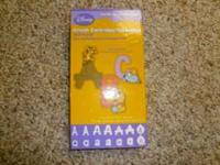 Cricut Winnie the Pooh Font full Cartridge. Like new