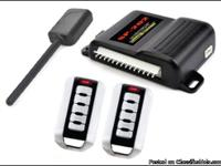 CRIMESTOPPER Keyless Entry Alarm Installed from