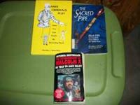 Games Criminals Play, Malcolm X and The Sacred Pipe $8