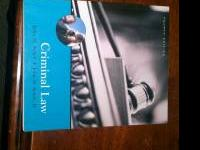 I have a 4th ed. Crimnial law , by John M. Scheb