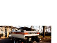21 foot Chris Craft Scorpion 1980 with a 1990 inboard