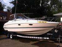 I am selling my Criss Craft 26.5 Cabin Cruiser.this