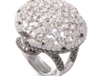 This cocktail ring from Crivelli is tremendously