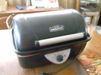 Only used 1 time, Electric Crock Pot BBQ Pit with 44