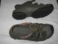 Super sweet water sandals. Practically new. Only worn a