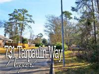 OVER A QUARTER-ACRE subdivision lot on peaceful street.