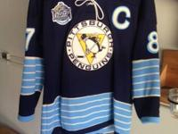 CROSBY 2011 WINTER CLASSIC Pittsburgh Penguins Jersey