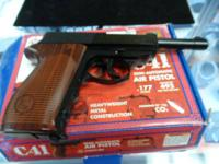Crosman c41 bb gun. fit. retail $89.99. EzPawn: