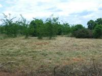 Very good 2.45 acre homesite in the Cross Anchor
