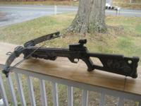 I have a Horton crossbow for sale in very good used
