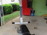 Used crossbow workout equipment (home gym). Over 65