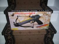 ADULT TOY...BRAND NEW 50LB CROSSBOW AND WILL COME WITH