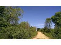 Large tract of timber land located northwest of