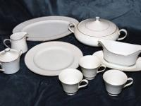 Crown Empire, Princess fine china completer set of
