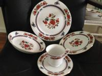 Old Imari by CROWN MING  5 Piece Hostess Set - small