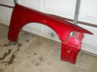 Right side fender for Ford Crown Vic.  Off a 1999, but