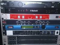 I HAVE CROWN XLS 1500 POWER AMP FOR SALE IT LIKE NEW.