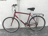 7 Speed Cruiser - New rims, new rear tire. New