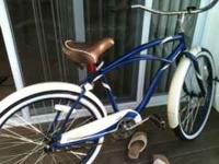 Cruiser bike for sale --- 5 months old --- in mint