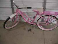 HAVE SOME NICE CRUISER BIKES FOR SALE. HAVE TWO