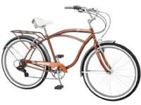 "I have schwinn 26""clarmont men's cruser bike good"