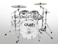 New Crush Acrylic drum shell pack!   The Crush Acrylic