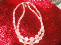 Crystal Necklace....Beautiful Call or text  Location: