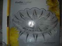 This is a Studio Crystal by Crystal Silversmiths brand
