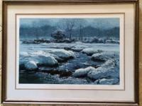 Peter Ellenshaw limited edition print #4/240, signed by