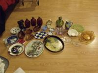 I am selling a large collection of various items for an