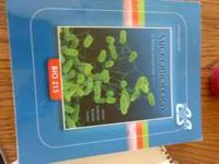 I have the Microbiology book bought new beginning of
